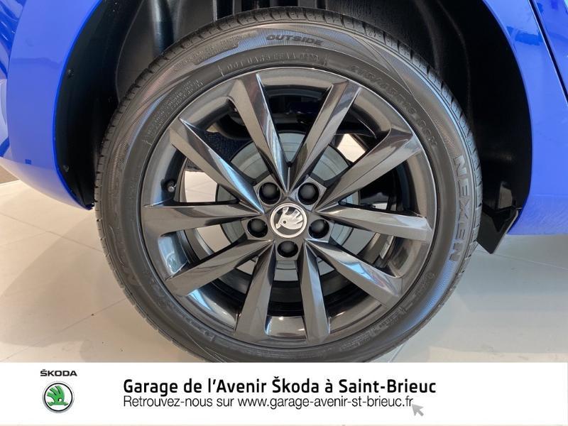 Photo 13 de l'offre de SKODA Fabia 1.0 MPI 60ch Drive 125 ans Euro6d-T 3cv à 12990€ chez Sélection Auto - Volkswagen Saint Brieuc