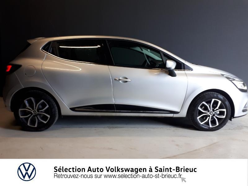 Photo 2 de l'offre de RENAULT Clio 0.9 TCe 90ch energy Intens 5p Euro6c à 12490€ chez Sélection Auto - Volkswagen Saint Brieuc