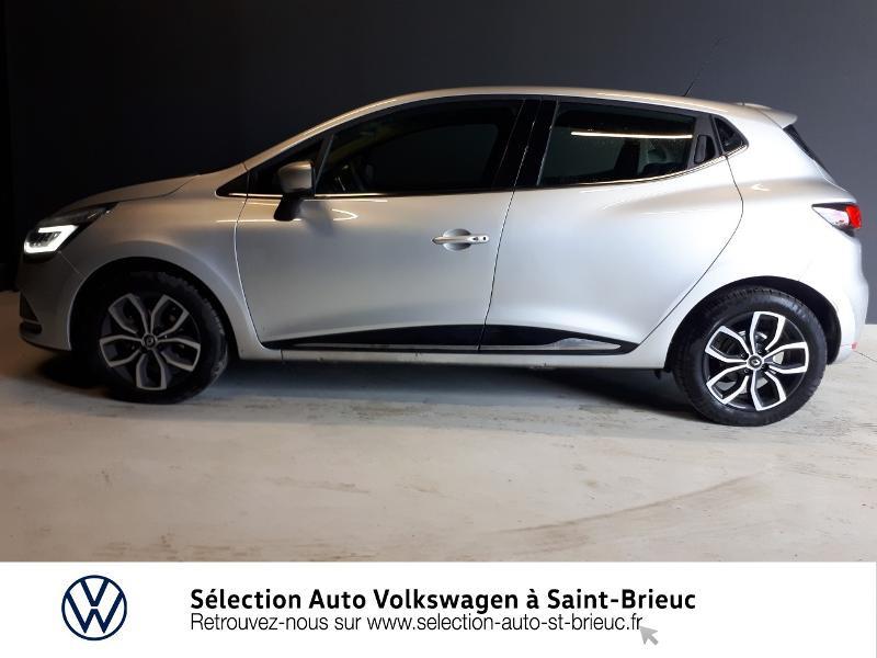 Photo 4 de l'offre de RENAULT Clio 0.9 TCe 90ch energy Intens 5p Euro6c à 12490€ chez Sélection Auto - Volkswagen Saint Brieuc
