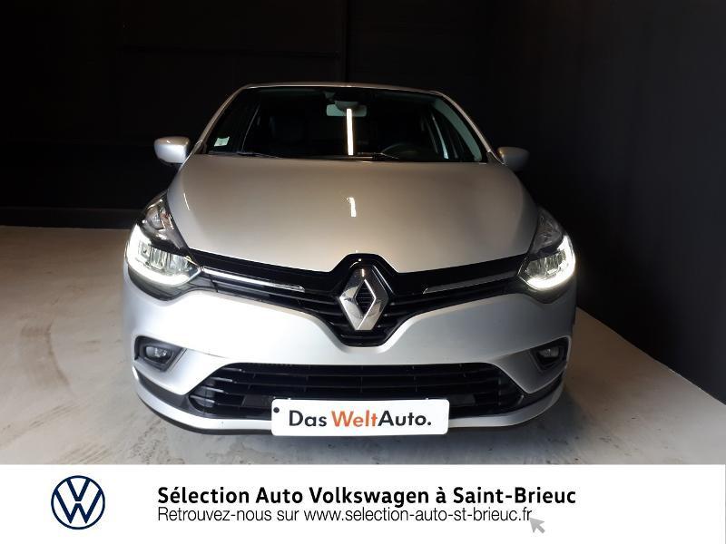 Photo 5 de l'offre de RENAULT Clio 0.9 TCe 90ch energy Intens 5p Euro6c à 12490€ chez Sélection Auto - Volkswagen Saint Brieuc