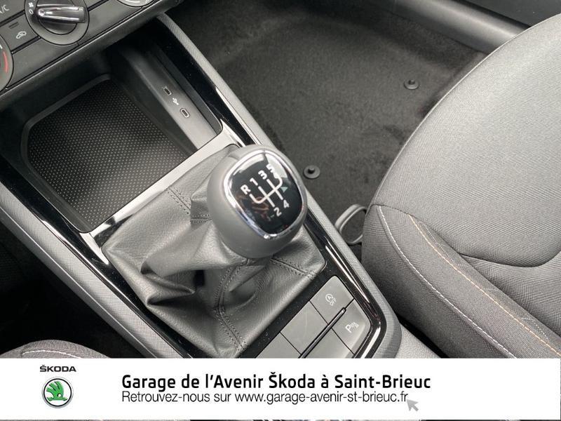 Photo 10 de l'offre de SKODA Kamiq 1.0 TSI 95ch Young Edition à 17990€ chez Garage de l'Avenir - SKODA Saint Brieuc