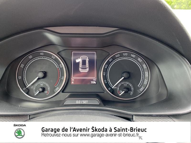 Photo 9 de l'offre de SKODA Kamiq 1.0 TSI 95ch Young Edition à 17990€ chez Garage de l'Avenir - SKODA Saint Brieuc