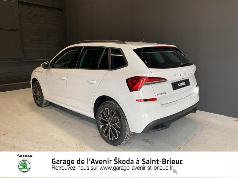 Photo 3 de l'offre de SKODA Kamiq 1.0 TSI 95ch Young Edition à 17990€ chez Garage de l'Avenir - SKODA Saint Brieuc