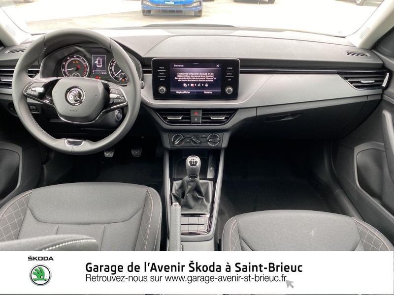 Photo 6 de l'offre de SKODA Kamiq 1.0 TSI 95ch Young Edition à 17990€ chez Garage de l'Avenir - SKODA Saint Brieuc