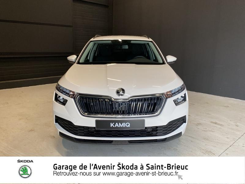 Photo 4 de l'offre de SKODA Kamiq 1.0 TSI 95ch Young Edition à 17990€ chez Garage de l'Avenir - SKODA Saint Brieuc