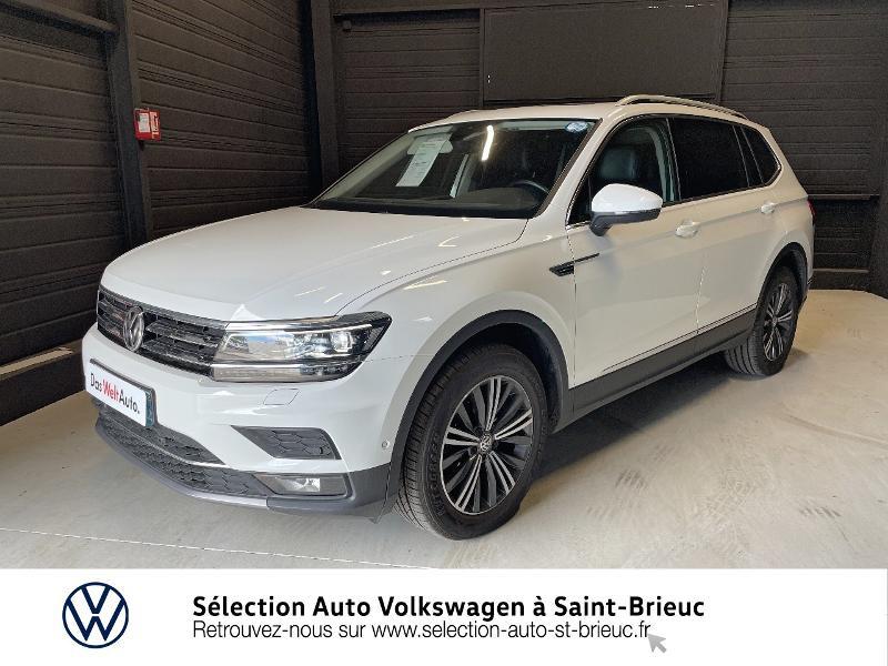 Photo 21 de l'offre de VOLKSWAGEN Tiguan Allspace 2.0 TDI 150ch Carat Exclusive DSG7 à 31990€ chez Sélection Auto - Volkswagen Saint Brieuc