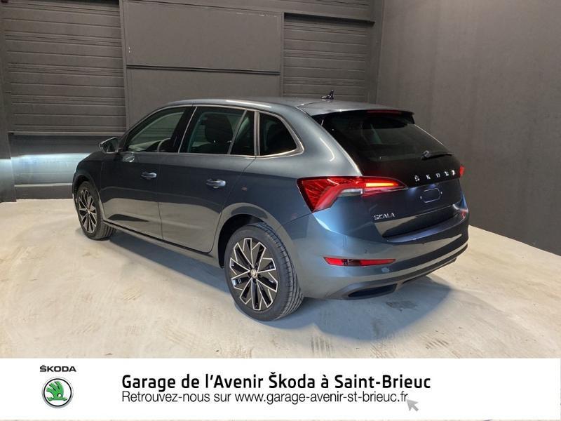 Photo 3 de l'offre de SKODA Scala 1.0 TSI 116ch Style DSG7 Euro6d-T EVAP à 22990€ chez Sélection Auto - Volkswagen Saint Brieuc
