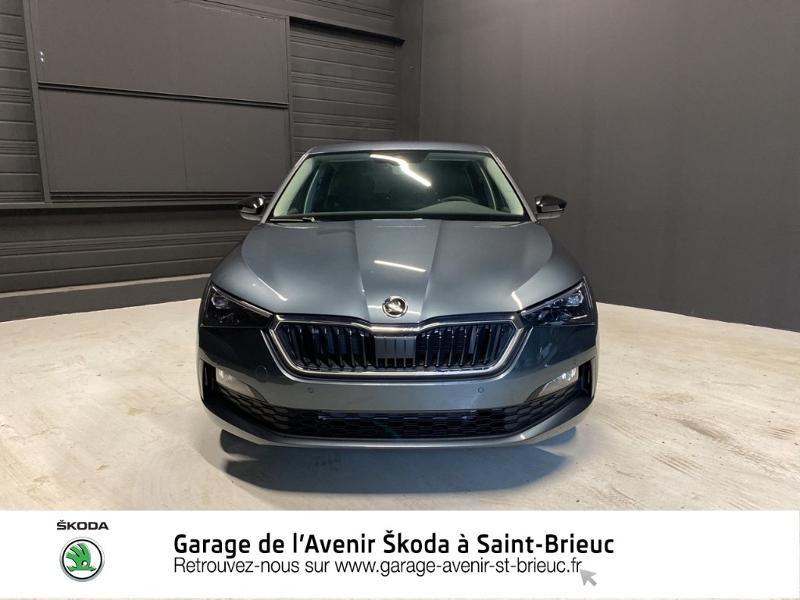 Photo 5 de l'offre de SKODA Scala 1.0 TSI 116ch Style DSG7 Euro6d-T EVAP à 22990€ chez Sélection Auto - Volkswagen Saint Brieuc