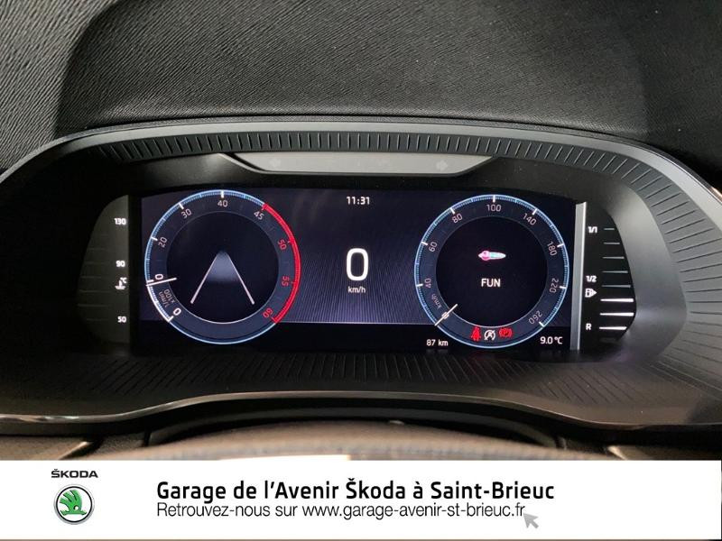 Photo 9 de l'offre de SKODA Octavia 2.0 TDI 116ch Business Euro6d-DG à 24990€ chez Garage de l'Avenir - SKODA Saint Brieuc