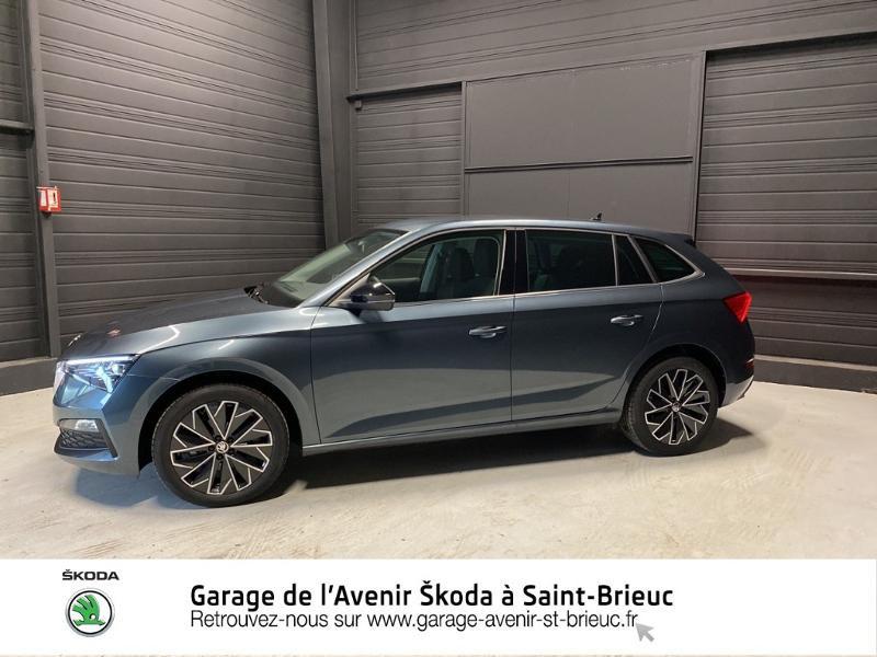 Photo 2 de l'offre de SKODA Scala 1.0 TSI 116ch Style DSG7 Euro6d-T EVAP à 22990€ chez Sélection Auto - Volkswagen Saint Brieuc