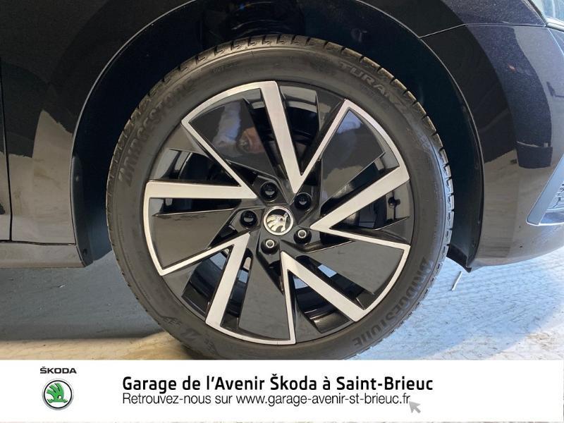 Photo 14 de l'offre de SKODA Octavia 2.0 TDI 116ch Business Euro6d-DG à 24990€ chez Garage de l'Avenir - SKODA Saint Brieuc