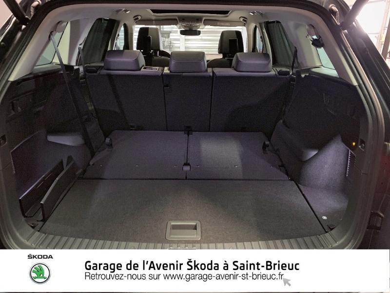 Photo 12 de l'offre de SKODA Kodiaq 2.0 TDI 150 SCR Style DSG Euro6ap 7 places à 37990€ chez Sélection Auto - Volkswagen Saint Brieuc