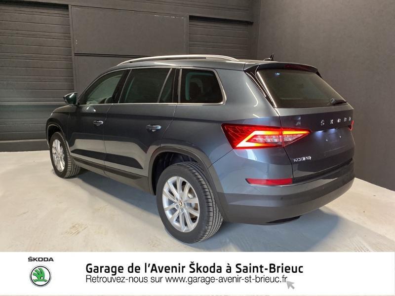 Photo 3 de l'offre de SKODA Kodiaq 2.0 TDI 150 SCR Style DSG Euro6ap 7 places à 37990€ chez Sélection Auto - Volkswagen Saint Brieuc