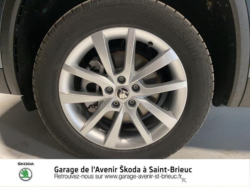 Photo 14 de l'offre de SKODA Kodiaq 2.0 TDI 150 SCR Style DSG Euro6ap 7 places à 37990€ chez Sélection Auto - Volkswagen Saint Brieuc