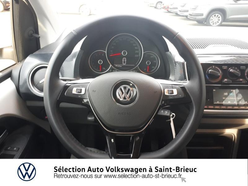 Photo 7 de l'offre de VOLKSWAGEN up! 1.0 60ch BlueMotion Technology Move up! 5p Euro6d-T à 9990€ chez Garage de l'Avenir - SKODA Saint Brieuc