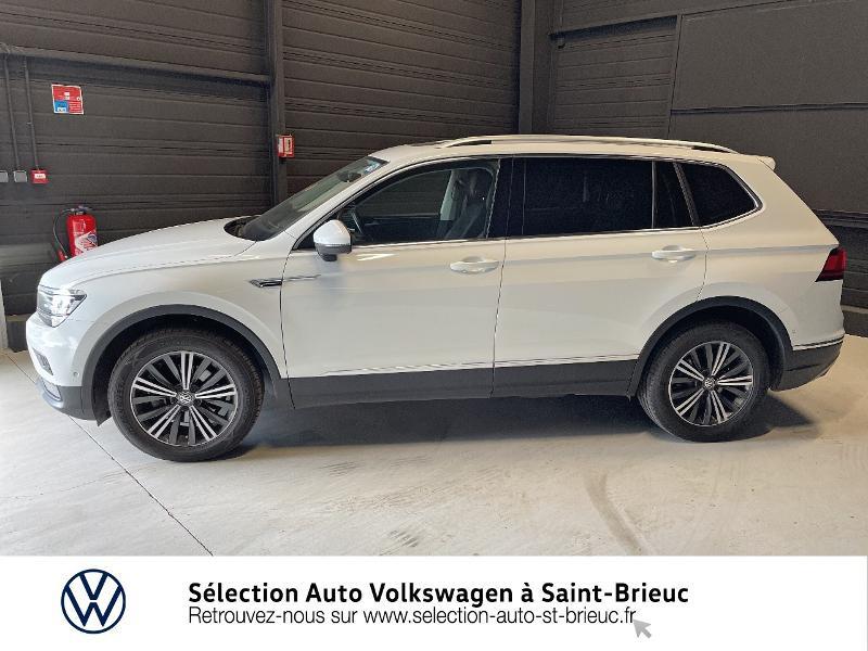 Photo 2 de l'offre de VOLKSWAGEN Tiguan Allspace 2.0 TDI 150ch Carat Exclusive DSG7 à 31990€ chez Sélection Auto - Volkswagen Saint Brieuc
