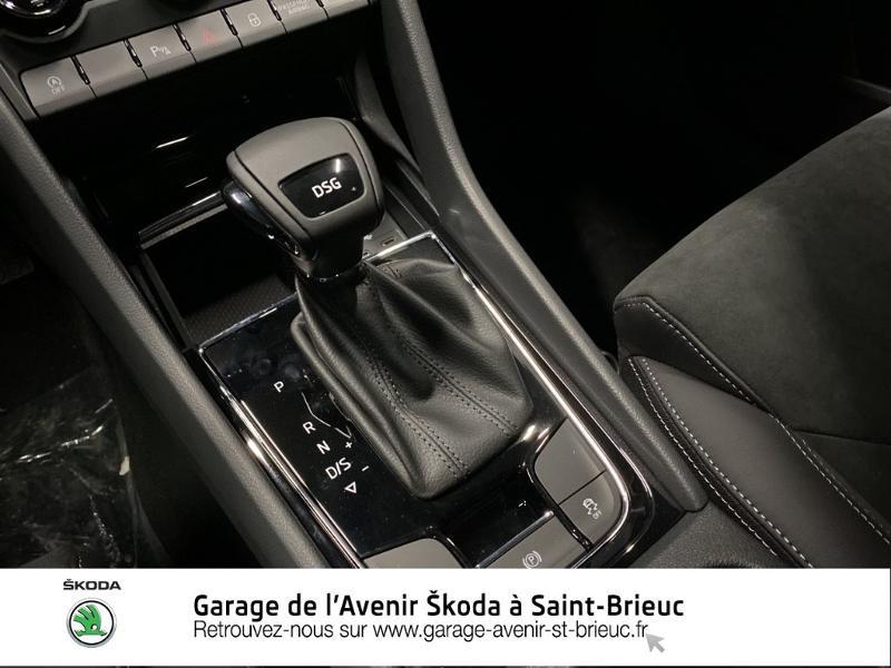 Photo 10 de l'offre de SKODA Kodiaq 2.0 TDI 150 SCR Style DSG Euro6ap 7 places à 37990€ chez Sélection Auto - Volkswagen Saint Brieuc