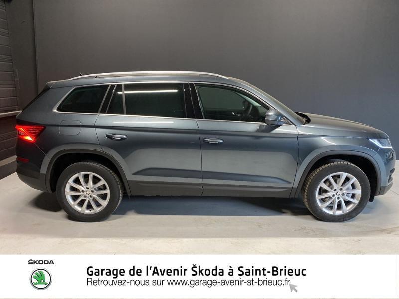 Photo 4 de l'offre de SKODA Kodiaq 2.0 TDI 150 SCR Style DSG Euro6ap 7 places à 37990€ chez Sélection Auto - Volkswagen Saint Brieuc