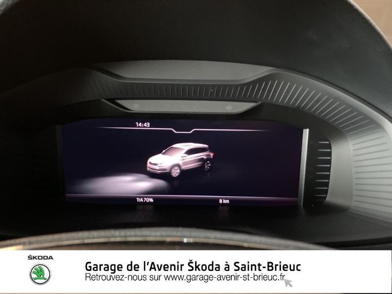 Photo 9 de l'offre de SKODA Karoq 2.0 TDI 116ch SCR CLEVER DSG Euro6d-T à 33290€ chez Sélection Auto - Volkswagen Saint Brieuc