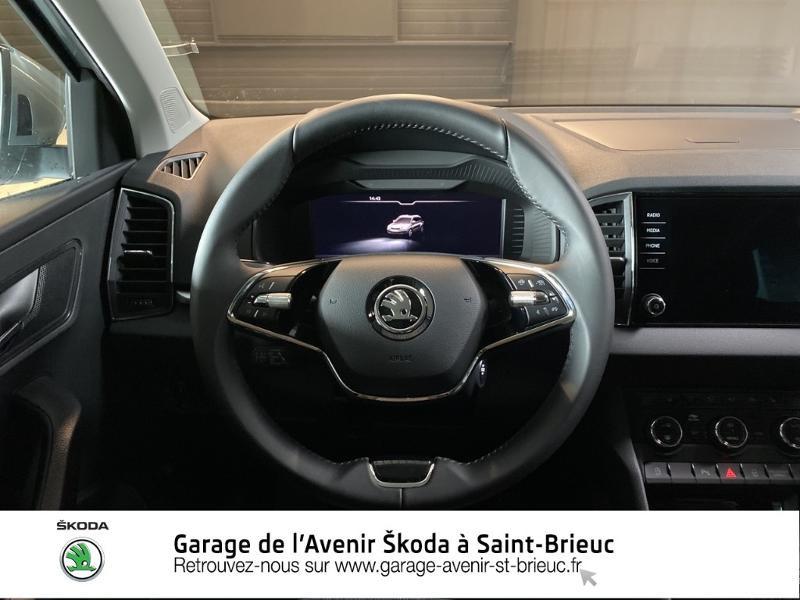 Photo 7 de l'offre de SKODA Karoq 2.0 TDI 116ch SCR CLEVER DSG Euro6d-T à 33290€ chez Sélection Auto - Volkswagen Saint Brieuc
