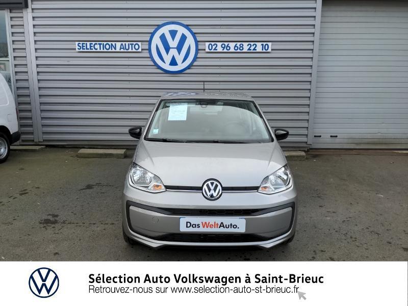 Photo 5 de l'offre de VOLKSWAGEN up! 1.0 60ch BlueMotion Technology IQ.Drive 5p Euro6d-T à 9990€ chez Garage de l'Avenir - SKODA Saint Brieuc