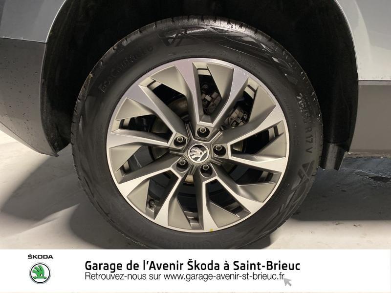 Photo 15 de l'offre de SKODA Karoq 2.0 TDI 116ch SCR CLEVER DSG Euro6d-T à 33290€ chez Sélection Auto - Volkswagen Saint Brieuc