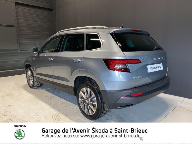 Photo 3 de l'offre de SKODA Karoq 2.0 TDI 116ch SCR CLEVER DSG Euro6d-T à 33290€ chez Sélection Auto - Volkswagen Saint Brieuc