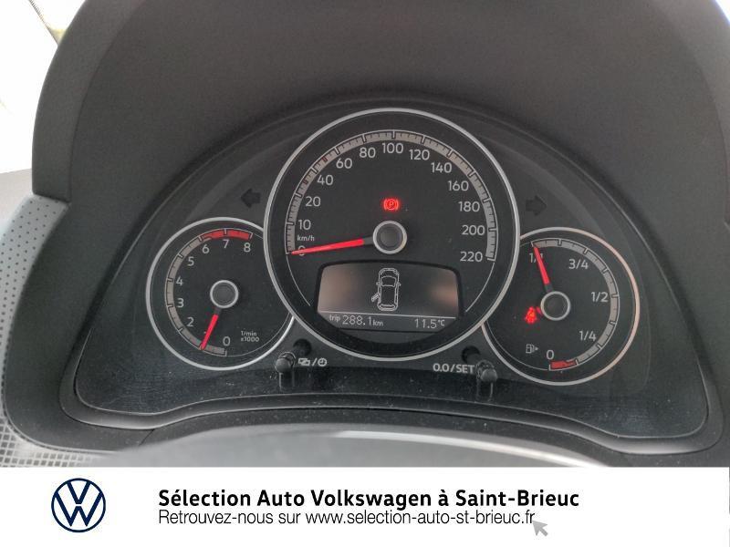 Photo 9 de l'offre de VOLKSWAGEN up! 1.0 60ch BlueMotion Technology IQ.Drive 5p Euro6d-T à 9990€ chez Garage de l'Avenir - SKODA Saint Brieuc