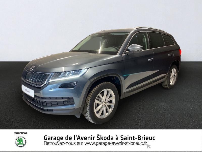 Photo 1 de l'offre de SKODA Kodiaq 2.0 TDI 150 SCR Style DSG Euro6ap 7 places à 37990€ chez Sélection Auto - Volkswagen Saint Brieuc