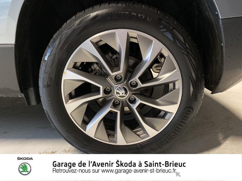 Photo 14 de l'offre de SKODA Karoq 2.0 TDI 116ch SCR CLEVER DSG Euro6d-T à 33290€ chez Sélection Auto - Volkswagen Saint Brieuc