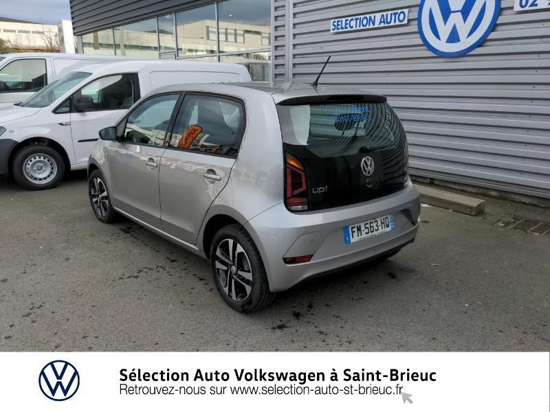 Photo 3 de l'offre de VOLKSWAGEN up! 1.0 60ch BlueMotion Technology IQ.Drive 5p Euro6d-T à 9990€ chez Garage de l'Avenir - SKODA Saint Brieuc