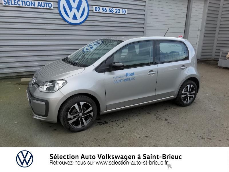 Photo 17 de l'offre de VOLKSWAGEN up! 1.0 60ch BlueMotion Technology IQ.Drive 5p Euro6d-T à 9990€ chez Garage de l'Avenir - SKODA Saint Brieuc