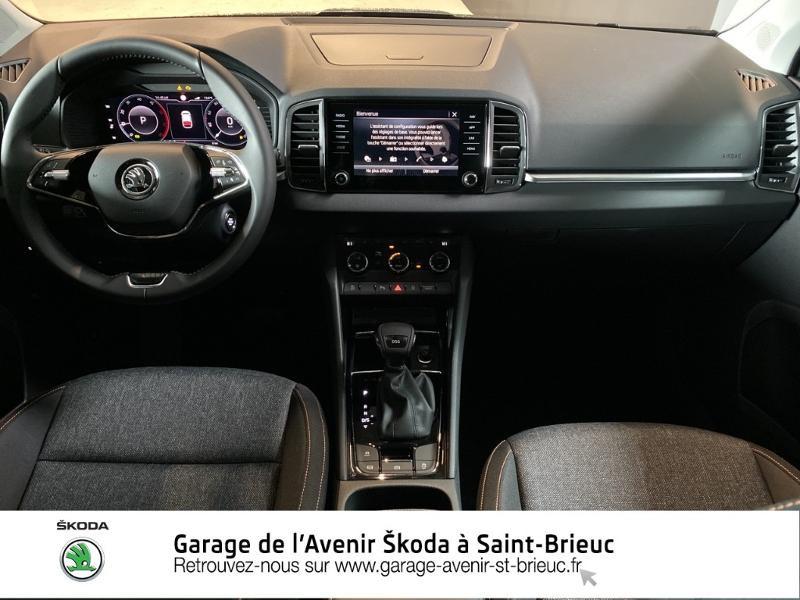 Photo 6 de l'offre de SKODA Karoq 2.0 TDI 116ch SCR CLEVER DSG Euro6d-T à 33290€ chez Sélection Auto - Volkswagen Saint Brieuc