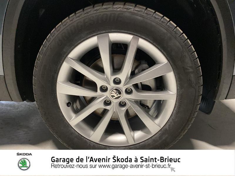 Photo 15 de l'offre de SKODA Kodiaq 2.0 TDI 150 SCR Style DSG Euro6ap 7 places à 37990€ chez Sélection Auto - Volkswagen Saint Brieuc