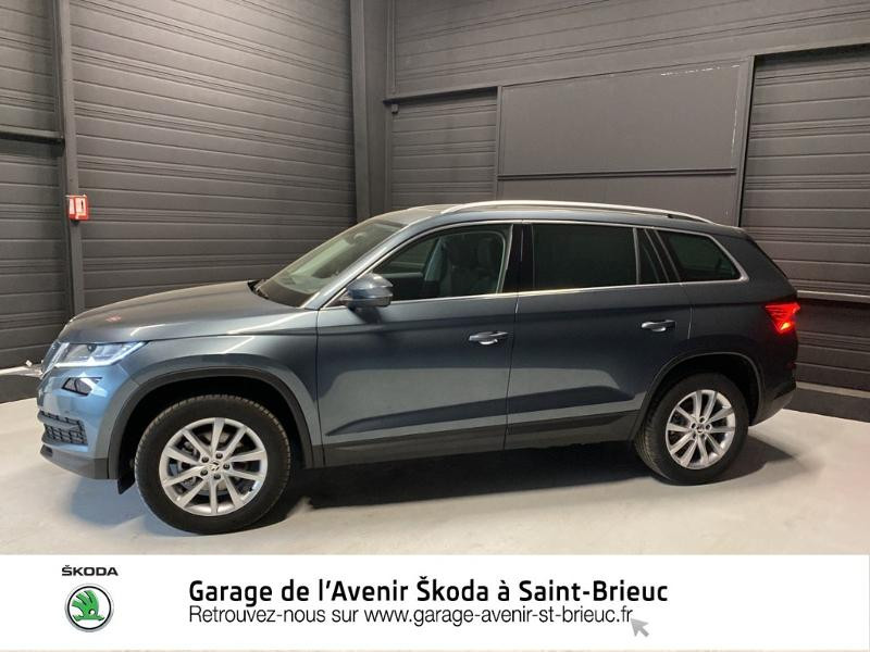 Photo 2 de l'offre de SKODA Kodiaq 2.0 TDI 150 SCR Style DSG Euro6ap 7 places à 37990€ chez Sélection Auto - Volkswagen Saint Brieuc