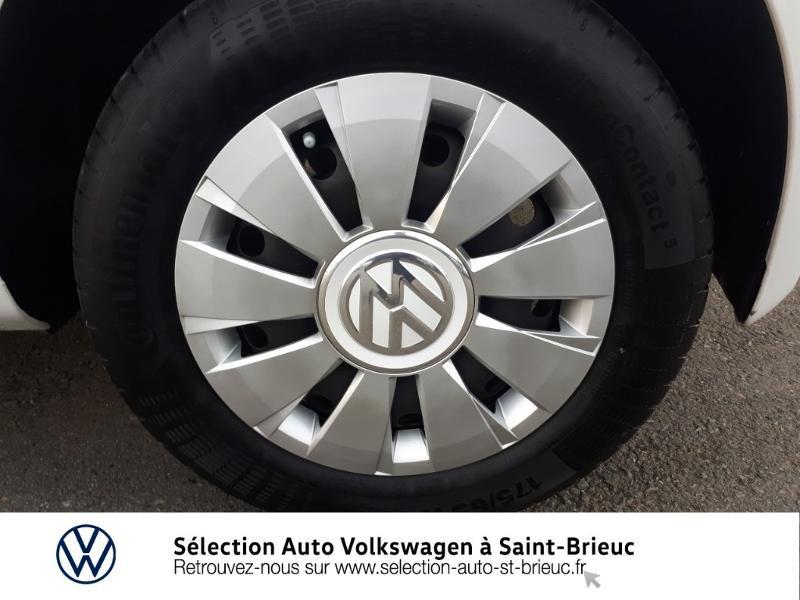 Photo 13 de l'offre de VOLKSWAGEN up! 1.0 60ch BlueMotion Technology Move up! 5p Euro6d-T à 9990€ chez Garage de l'Avenir - SKODA Saint Brieuc