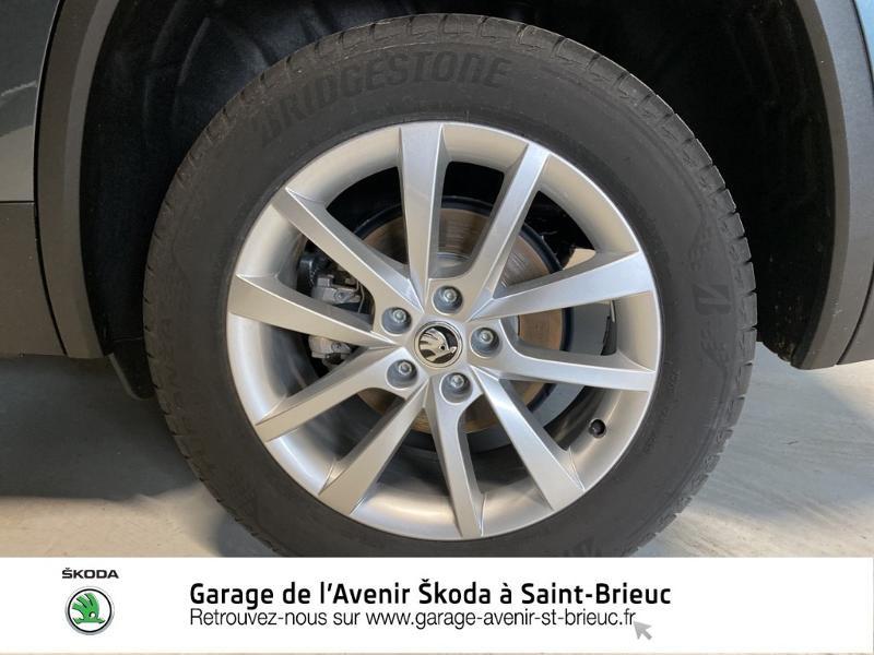 Photo 13 de l'offre de SKODA Kodiaq 2.0 TDI 150 SCR Style DSG Euro6ap 7 places à 37990€ chez Sélection Auto - Volkswagen Saint Brieuc