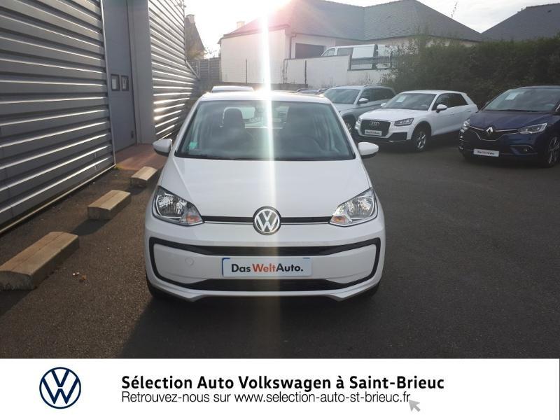 Photo 5 de l'offre de VOLKSWAGEN up! 1.0 60ch BlueMotion Technology Move up! 5p Euro6d-T à 9990€ chez Garage de l'Avenir - SKODA Saint Brieuc