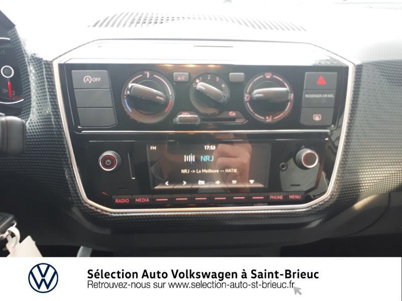 Photo 8 de l'offre de VOLKSWAGEN up! 1.0 60ch BlueMotion Technology Move up! 5p Euro6d-T à 9990€ chez Garage de l'Avenir - SKODA Saint Brieuc