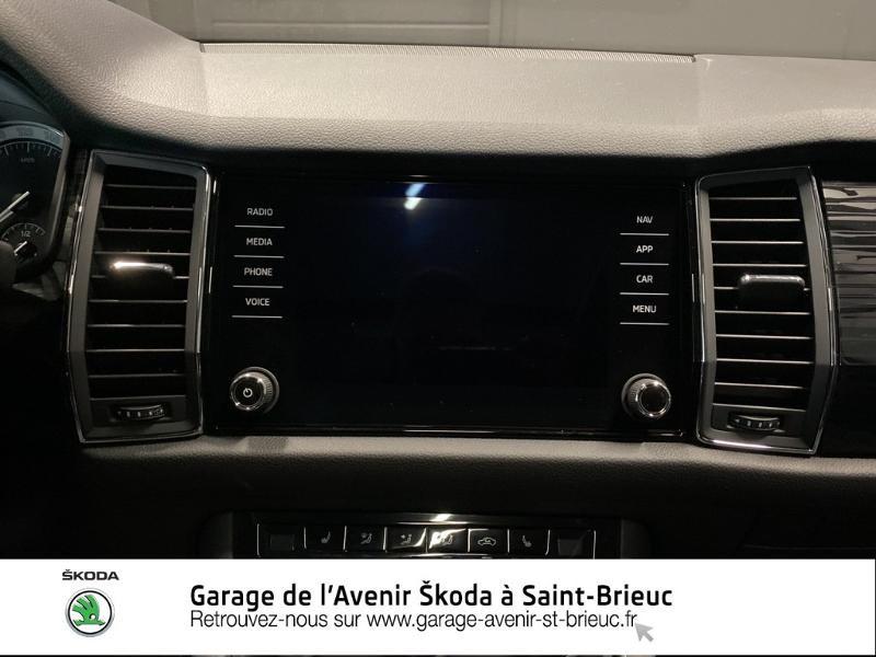 Photo 8 de l'offre de SKODA Kodiaq 2.0 TDI 150 SCR Style DSG Euro6ap 7 places à 37990€ chez Sélection Auto - Volkswagen Saint Brieuc