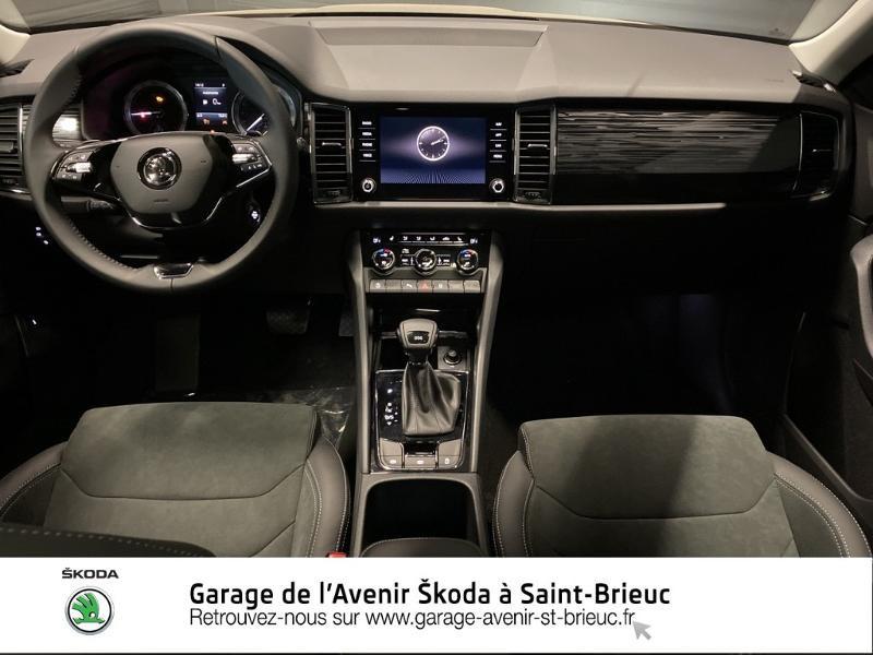 Photo 6 de l'offre de SKODA Kodiaq 2.0 TDI 150 SCR Style DSG Euro6ap 7 places à 37990€ chez Sélection Auto - Volkswagen Saint Brieuc