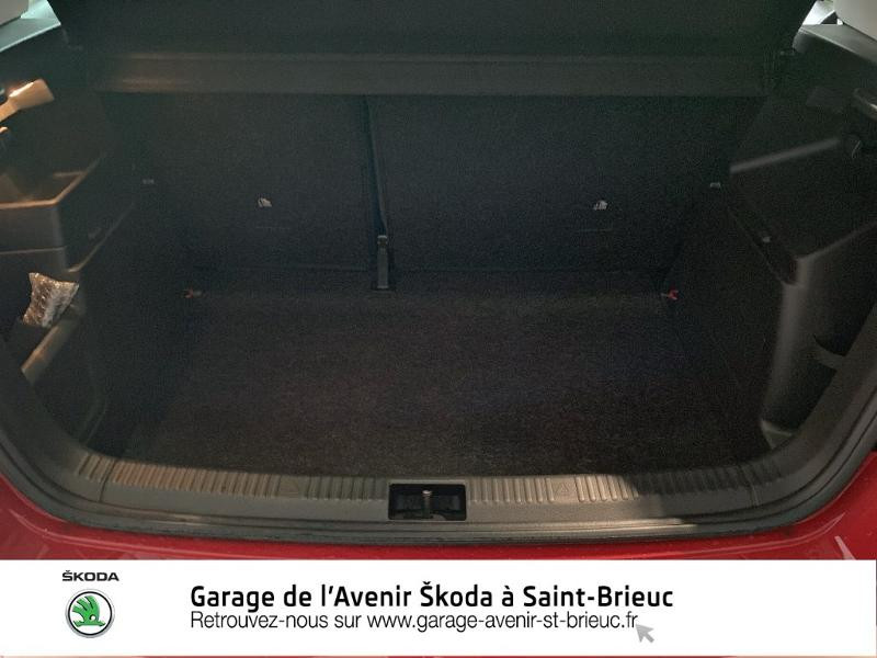Photo 12 de l'offre de SKODA Fabia 1.0 MPI 60ch Drive 125 ans Euro6d-T 3cv à 13190€ chez Garage de l'Avenir - SKODA Saint Brieuc