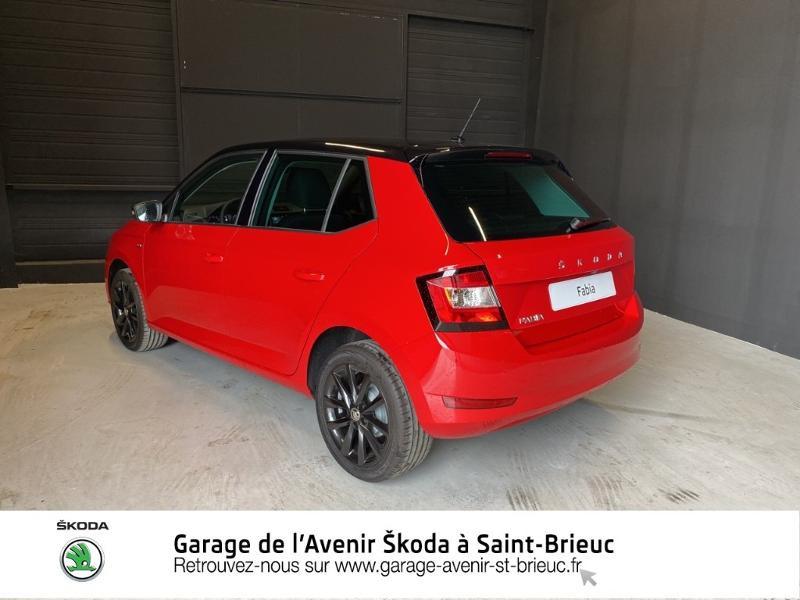 Photo 3 de l'offre de SKODA Fabia 1.0 MPI 60ch Drive 125 ans Euro6d-T 3cv à 13190€ chez Garage de l'Avenir - SKODA Saint Brieuc