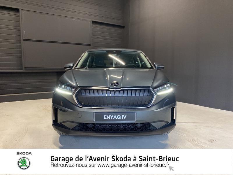 Photo 5 de l'offre de SKODA Enyaq iV Electrique 150ch Version 50 à 29990€ chez Garage de l'Avenir - SKODA Saint Brieuc