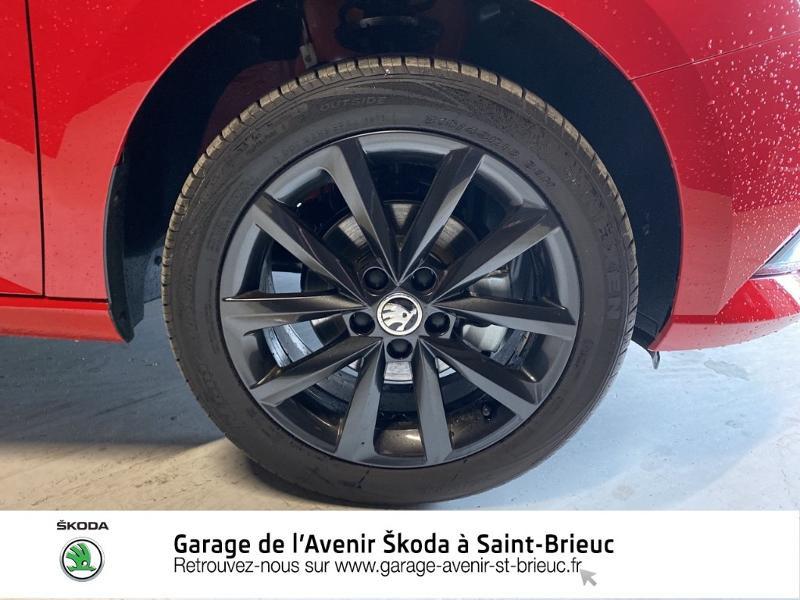 Photo 14 de l'offre de SKODA Fabia 1.0 MPI 60ch Drive 125 ans Euro6d-T 3cv à 13190€ chez Garage de l'Avenir - SKODA Saint Brieuc