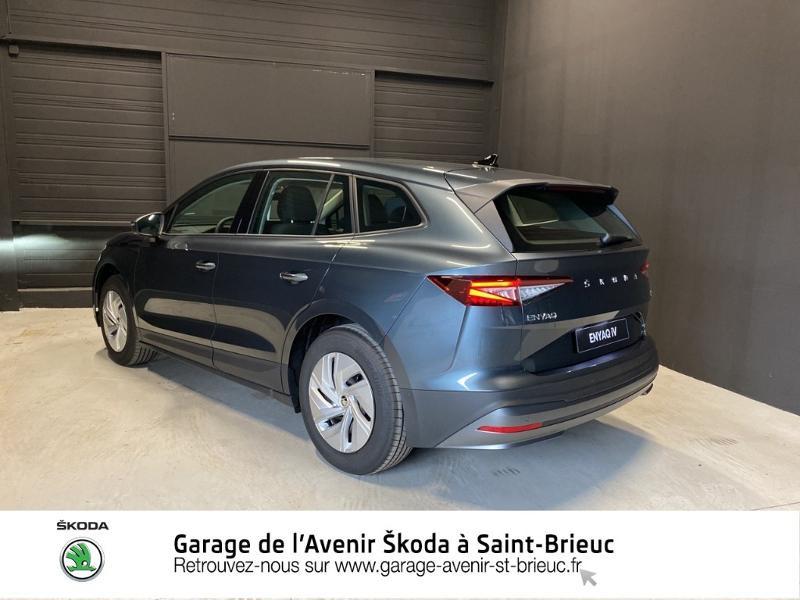 Photo 3 de l'offre de SKODA Enyaq iV Electrique 150ch Version 50 à 29990€ chez Garage de l'Avenir - SKODA Saint Brieuc