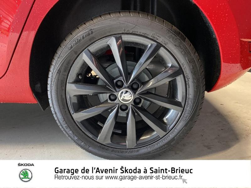 Photo 16 de l'offre de SKODA Fabia 1.0 MPI 60ch Drive 125 ans Euro6d-T 3cv à 13190€ chez Garage de l'Avenir - SKODA Saint Brieuc