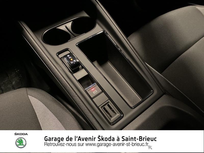 Photo 10 de l'offre de SKODA Enyaq iV Electrique 150ch Version 50 à 29990€ chez Garage de l'Avenir - SKODA Saint Brieuc