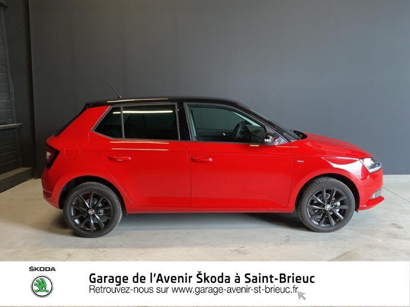 Photo 4 de l'offre de SKODA Fabia 1.0 MPI 60ch Drive 125 ans Euro6d-T 3cv à 13190€ chez Garage de l'Avenir - SKODA Saint Brieuc