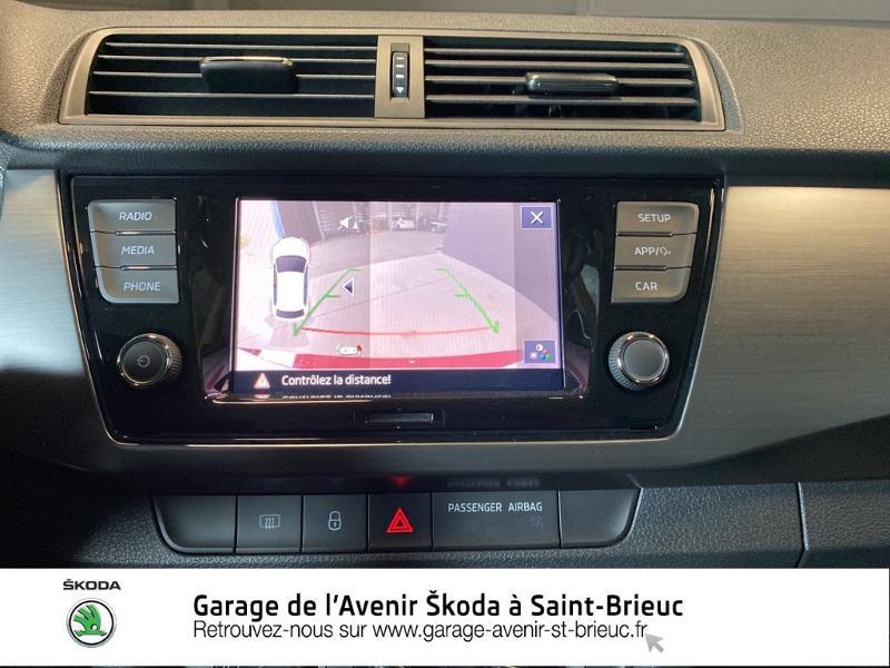 Photo 8 de l'offre de SKODA Fabia 1.0 MPI 60ch Drive 125 ans Euro6d-T 3cv à 13190€ chez Garage de l'Avenir - SKODA Saint Brieuc